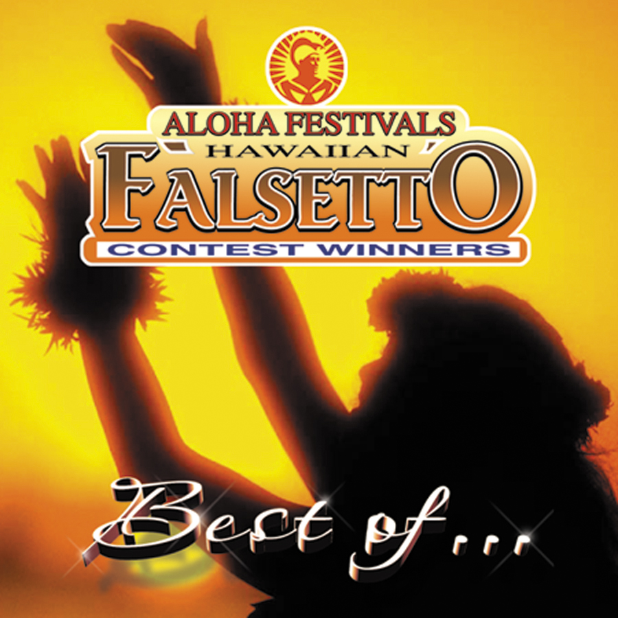 Aloha Festivals Falsetto Winners CDHS-649