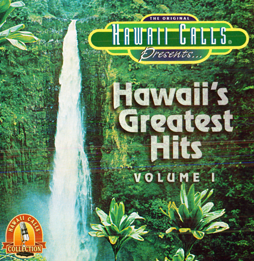 Hawaii Calls - CDHCS-921A