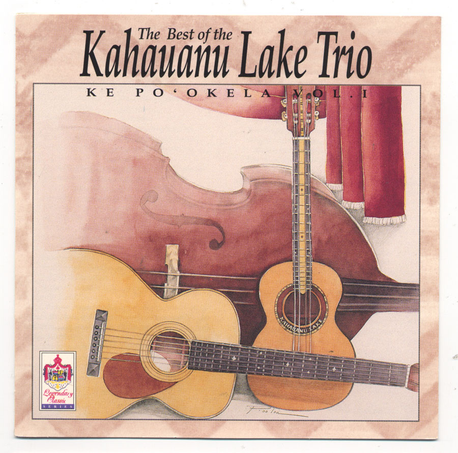 The Kahauanu Lake Trio CDHS-580