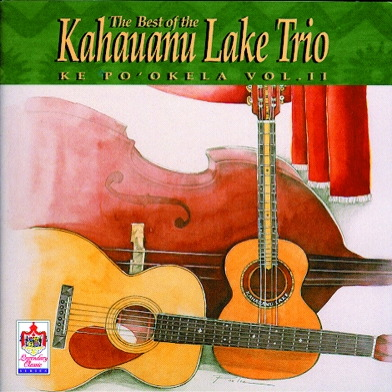The Kahauanu Lake Trio CDHS-581